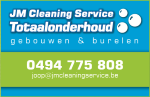 JM Cleaning Service Logo