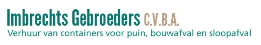 Containerverhuur Imbrechts Logo